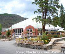 Sprung Structures -  West Jordan, Utah